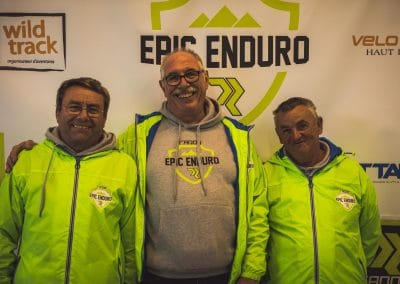 Photos bénévoles Radon Epic Enduro 2018