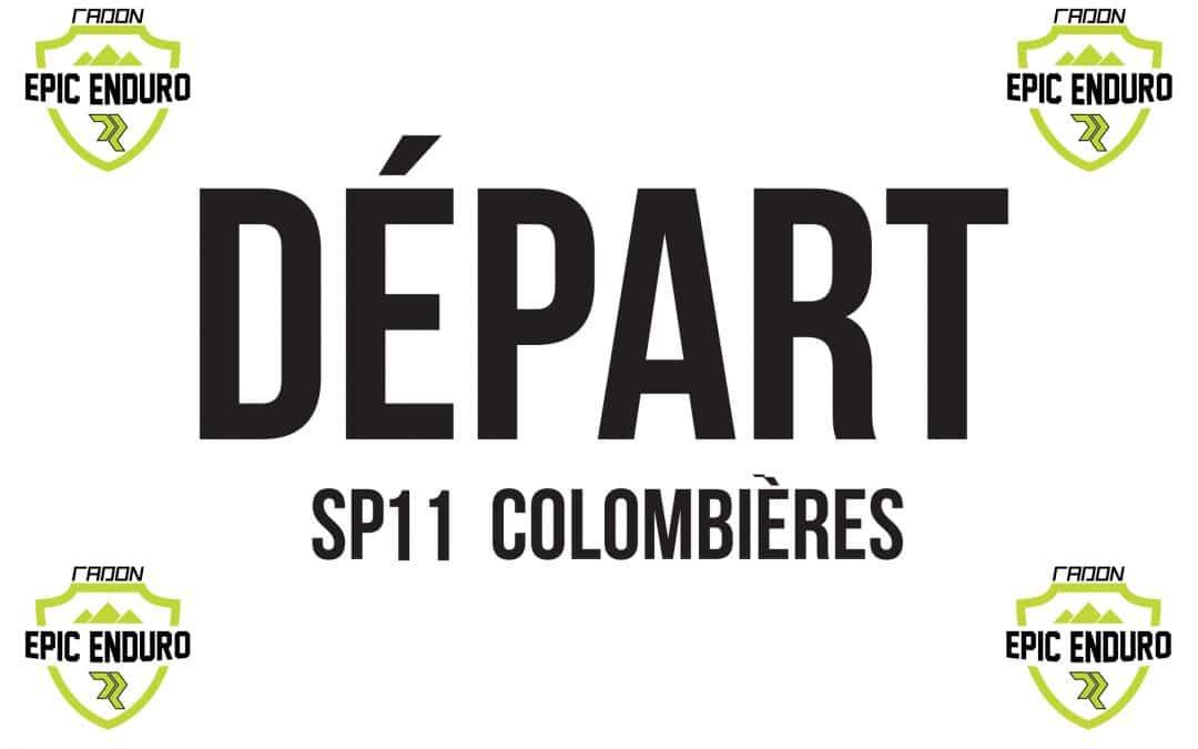 SP11 : Jurassic remplacée par Colombières