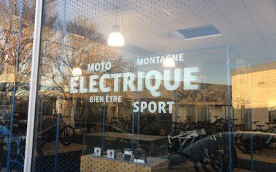 Toute la mobilité Électrique, sur le paddock