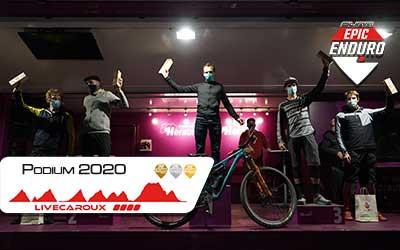 Résultat et Podium Sunn Epic Enduro 2020