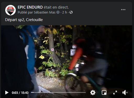 Départ sp2, Cretouille