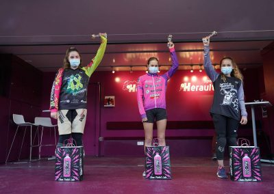 Podium Minime Fille Epic Enduro 2020