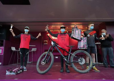 Podium Minime Epic Enduro 2020